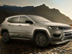 Jeep Sells 25k Compass SUVs Launches Bedrock Edition