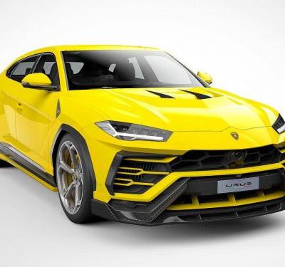 More Potent Lamborghini Urus Allegedly On The Way