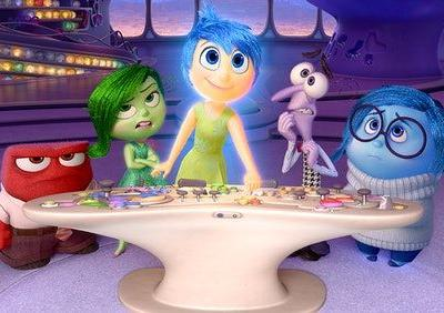 'Inside Out' Has An 'Up' Crossover Moment & You Definitely Missed It