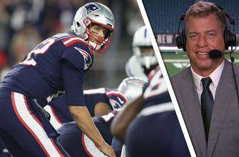 Troy Aikman is not worried about the New England Patriots