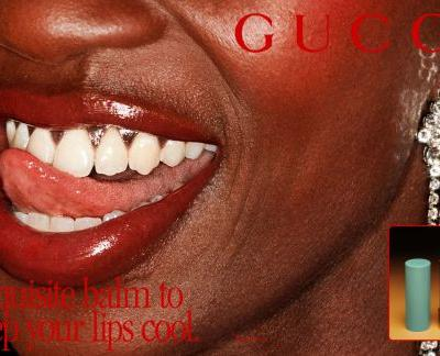 Gucci's Raw New Lipstick Campaign Is Alessandro Michele's 'Manifesto of Beauty'