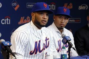 Cano says he feels 25, not 36, as he reports to Mets