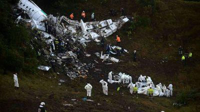 Chapecoense coach's son missed flight after forgetting passport