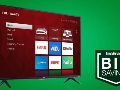 This 65-inch 4K TV is on sale for $449.99 at Best Buy's post-Memorial Day sale