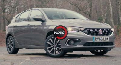 CarBuyer Finds New Fiat Tipo Cheap And Not As Good As The Competition