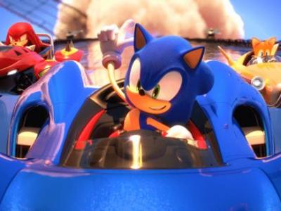 Team Sonic Racing's Newest Track's a Throwback to Sonic Adventures