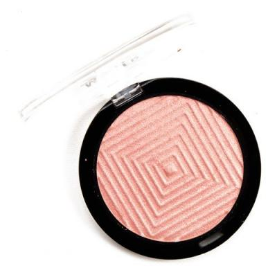 Maybelline Molten Peach Master Chrome Metallic Highlighter Review, Photos, Swatches