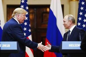 Trump concealed details of meetings with Putin, according to report
