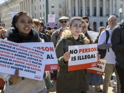Federal Appeals Court Deals Trump Another Setback On DACA