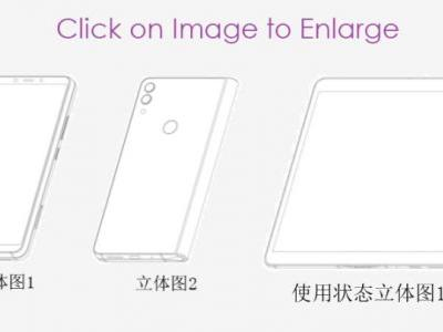 Patents Reveal Google & ZTE Are Also Considering Foldable Smartphones
