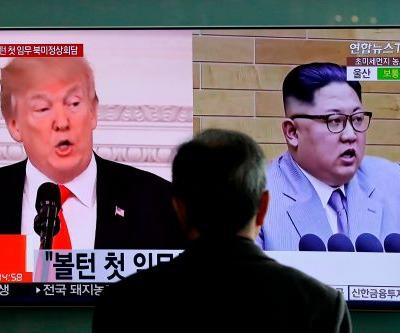 Trump to meet with Kim Jong Un in Singapore next month