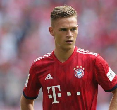 Blow for Bayern as Kimmich suspended for Liverpool second leg