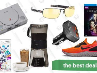 Sunday's Best Deals: PlayStation Classic, Gunnar Glasses, Nike, and More