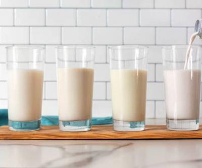 The Best Non-Dairy Milks to Buy at the Grocery Store