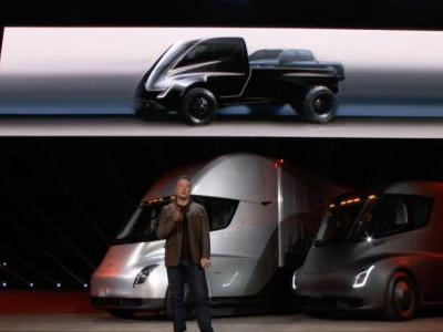 Tesla wants to build a pickup truck - here's why that will be its biggest challenge