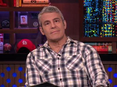 """Andy Cohen Says 2 Real Housewives Are Upset Their Kids Aren't In """"Bravo Kids"""" Special On Watch What Happens Live"""