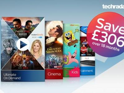 Save £306 with this ultimate Sky TV deal with the best of TV and Sky Cinema