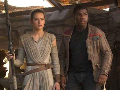 Star Wars' Daisy Ridley Got John Boyega An Amazing Spider-Man Wrap Gift