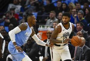 George, Leonard top 40 as Clippers beat T-Wolves 124-117