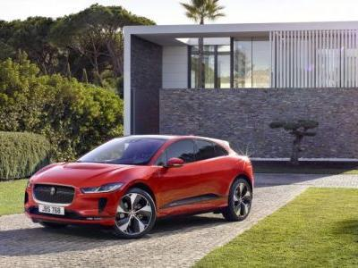 Jaguar I-PACE South African Pricing