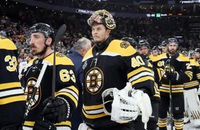 Bruins doomed by sloppy 3 minutes in 1st period