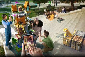 Microsoft announces new Minecraft Earth AR game for Android and iOS