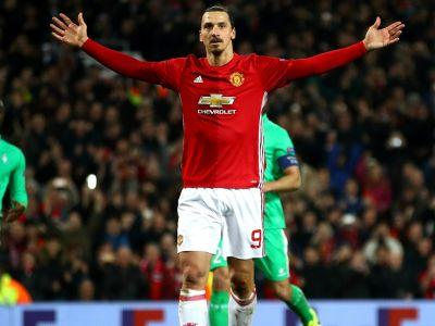 Ibrahimovic has silverware in sights after first Manchester United hat-trick