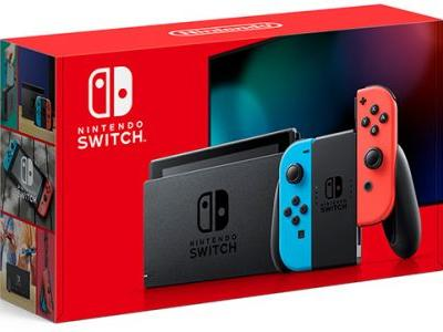 Daily Deals: Both Neon and Gray Nintendo Switch With Bigger Battery Now Available