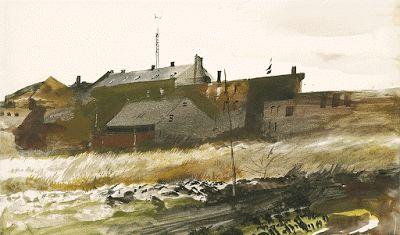 Wyeth's Rockland Paintings