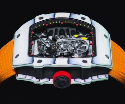 What the Tech? Richard Mille's TPT Case Material Also Makes the World's Fastest Sailboats