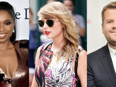 Taylor Swift, Jennifer Hudson, James Corden to star in movie version of 'Cats'