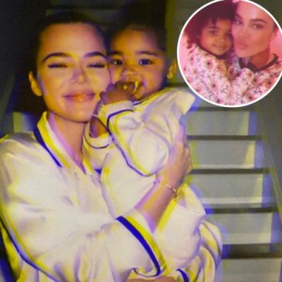 Khloe Kardashian and Daughter True Thompson's Twinning Moments Prove They Are 2 Peas in a Pod