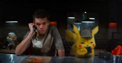 'Detective Pikachu' TV Spot: Pikachu Has a Caffeine Addiction and No Memory