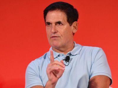 Billionaire investor Mark Cuban calls Amazon 'the greatest startup in the world'