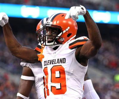 Odell Beckham's arrival has Breshad Perriman wanting out of Cleveland