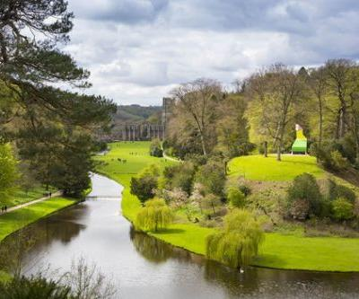 Contemporary Follies Open at Fountains Abbey and Studley Royal Park