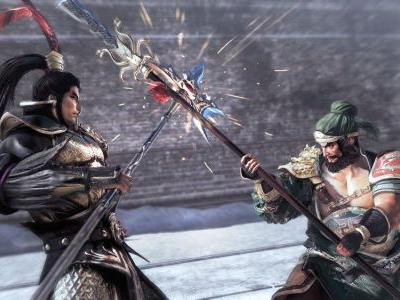 Dynasty Warriors 9's co-op patch is coming tomorrow