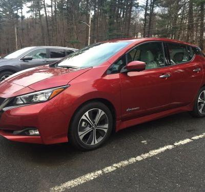 I drove the world's best-selling electric car for a weekend - and I realized why electric cars need more than 200 miles of range