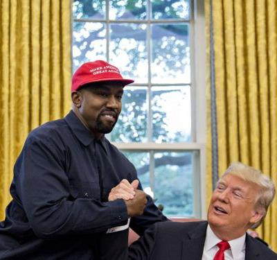 Kanye West May Have Just Summed Up Trump's Appeal To Men Perfectly