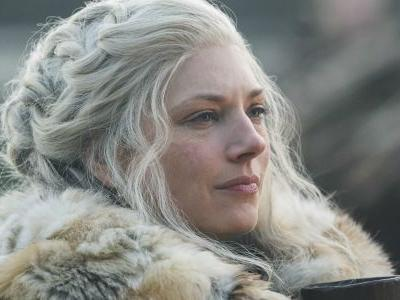 Vikings' Katheryn Winnick Reveals Lagertha's Shocking Exit May Not Have Been So Shocking