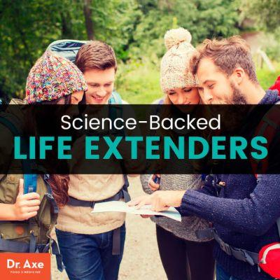 11 Easy, Natural Life Extenders