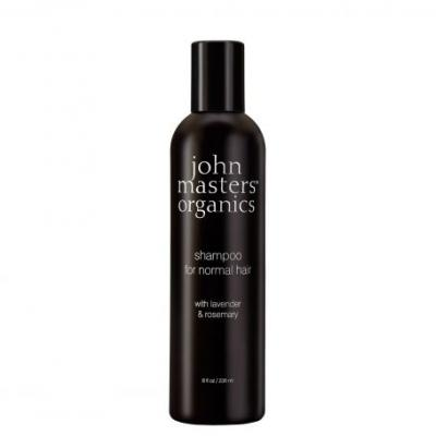 Shampoo for Normal Hair with Lavender & Rosemary