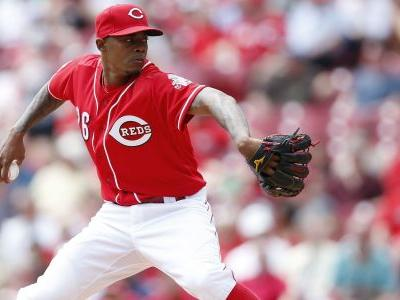 Reds place closer Raisel Iglesias on 10-day DL