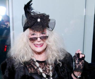 Actress Sylvia Miles, New York party scene fixure, dead at 94