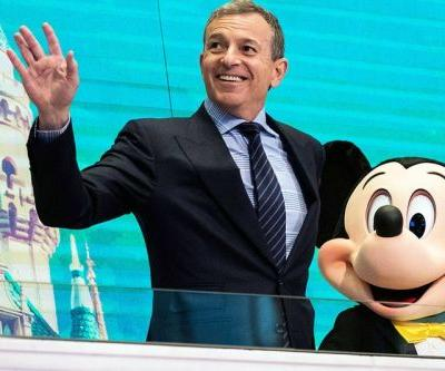 Disney CEO Bob Iger Unexpectedly Steps Down