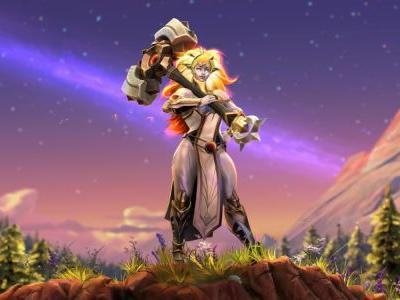 Meet Dota 2's New Hero: Dawnbreaker