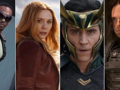 Marvel's Disney+ Shows Halt Production: Loki, WandaVision and The Falcon and the Winter Soldier