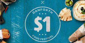Ritual comes to Danforth and Junction, celebrates with $1 Food Festival