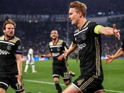 Ajax knock out Juventus to reach first Champions League semifinal since 1997