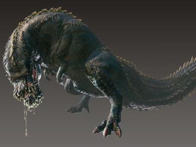 Monster Hunter World PC patch adds Deviljho, fixes remaining connection issues